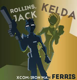 XCOM/IRON MAN Ferris Arc 2 Title Card 3
