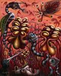 RED GARDEN  'Underworld III'