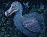The BLUE DODO