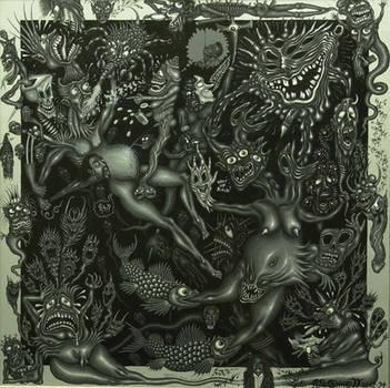 BLACK HEROIN by RSConnett
