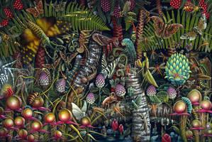 MicroCosmic Garden by RSConnett