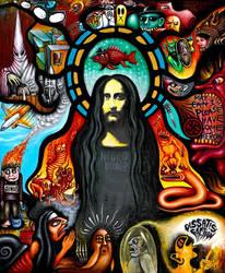 BLACK BLOOD JESUS