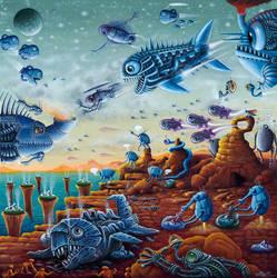 Pisces Mechanica by RSConnett