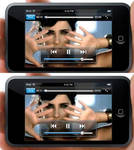 iPod Touch Photoshop Mockup