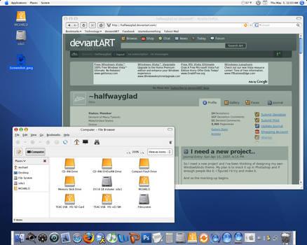 May 2007 Desktop