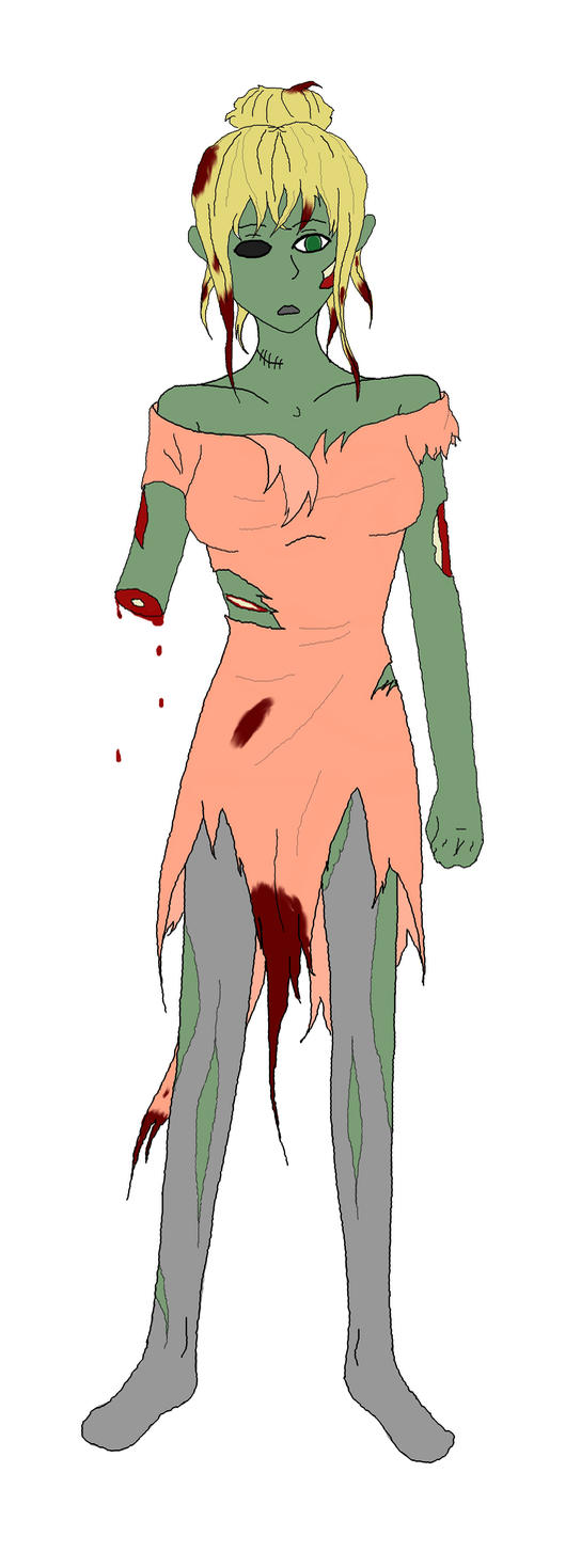 Zombie Prom? by Stegasuar-Henry