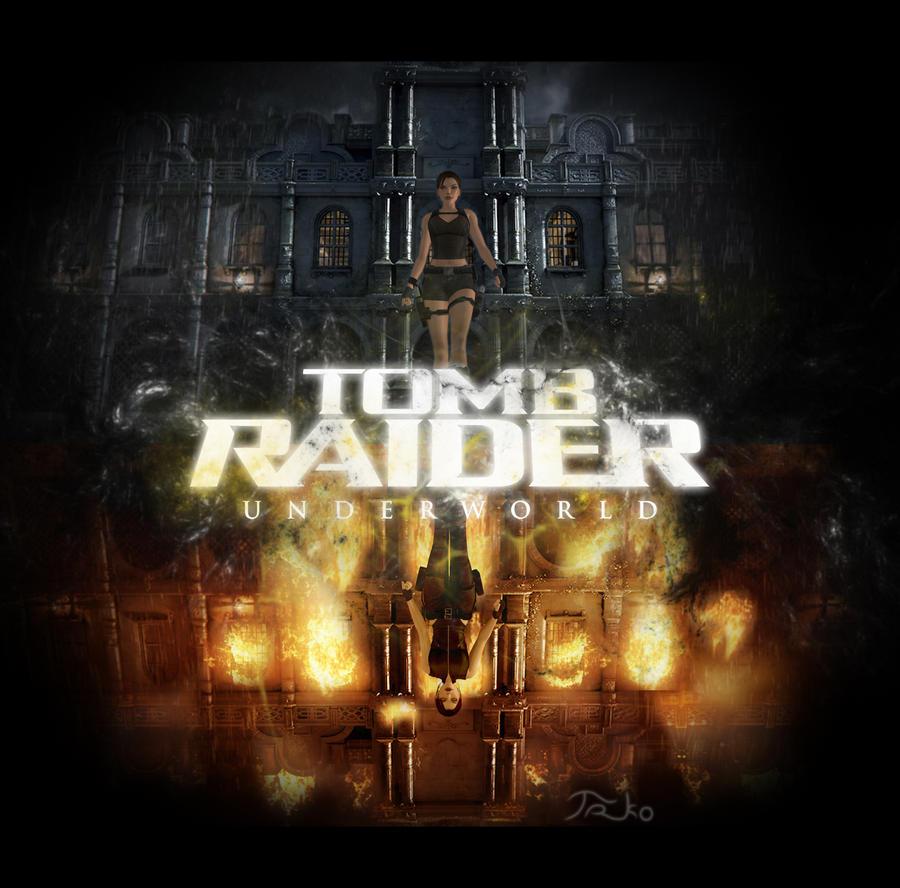 Tomb Rider Wallpaper: Tomb Raider Underworld By TRKO On DeviantArt