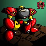 Mobot Rasters Number 2: Gutsman