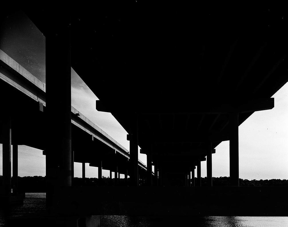 Lake Worth Bridge by Che-Gue-Petey