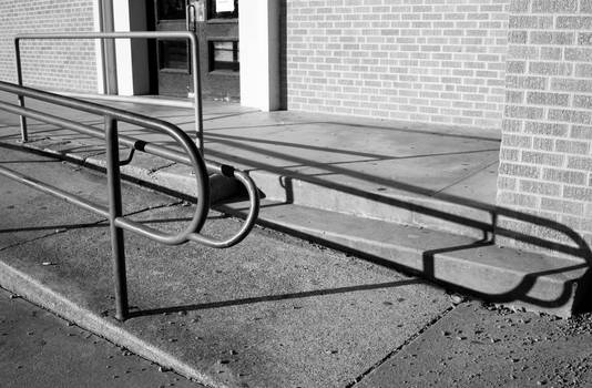 Handrails and Shadows