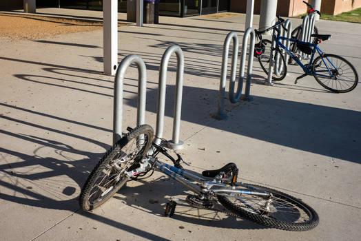 Bikes and Shadows
