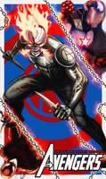 Ghost Rider Avengers