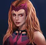 Scarlet Witch - WandaVision