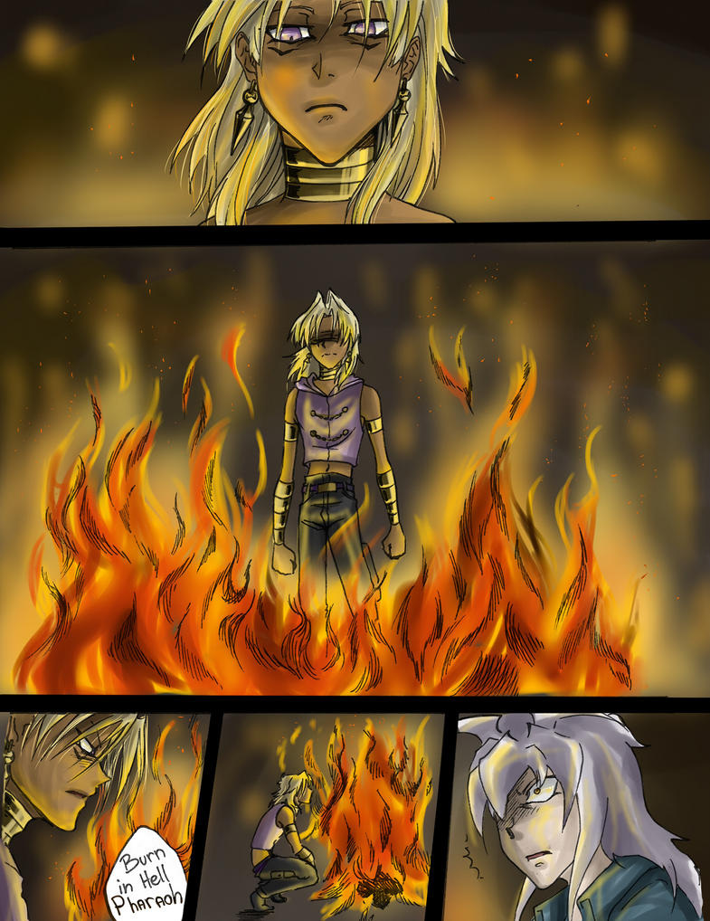 Burn by Motimerri