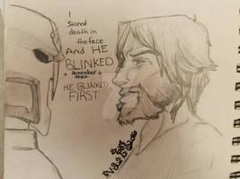 Death Blinked