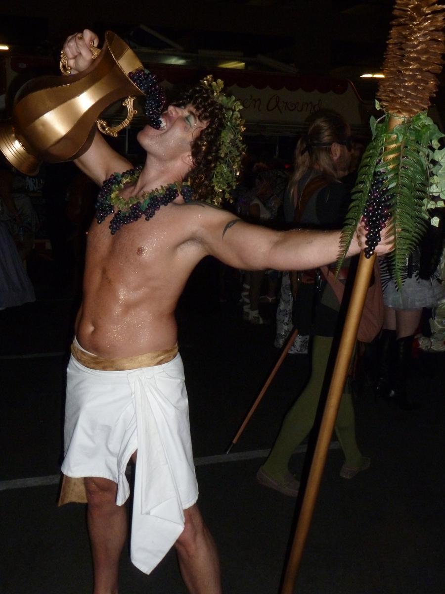 Dionysus by incendieros on DeviantArt