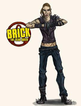 Genderbent Brick