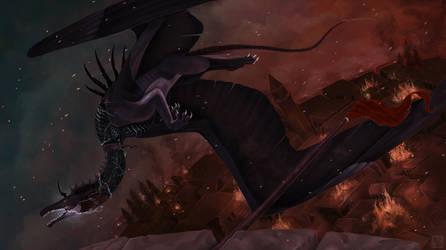 Incendiary by PhoenixtheParrot
