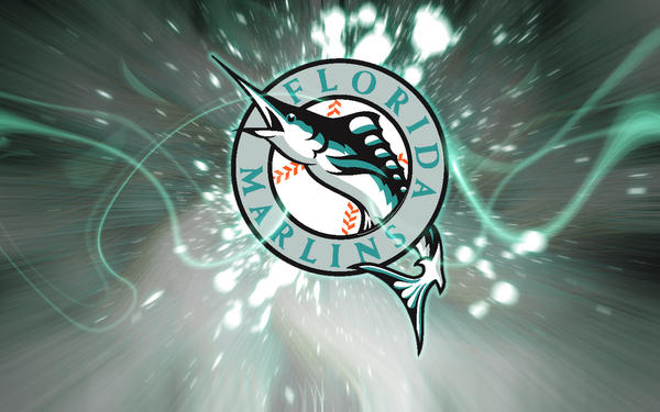Florida Marlins Logo By Agent447