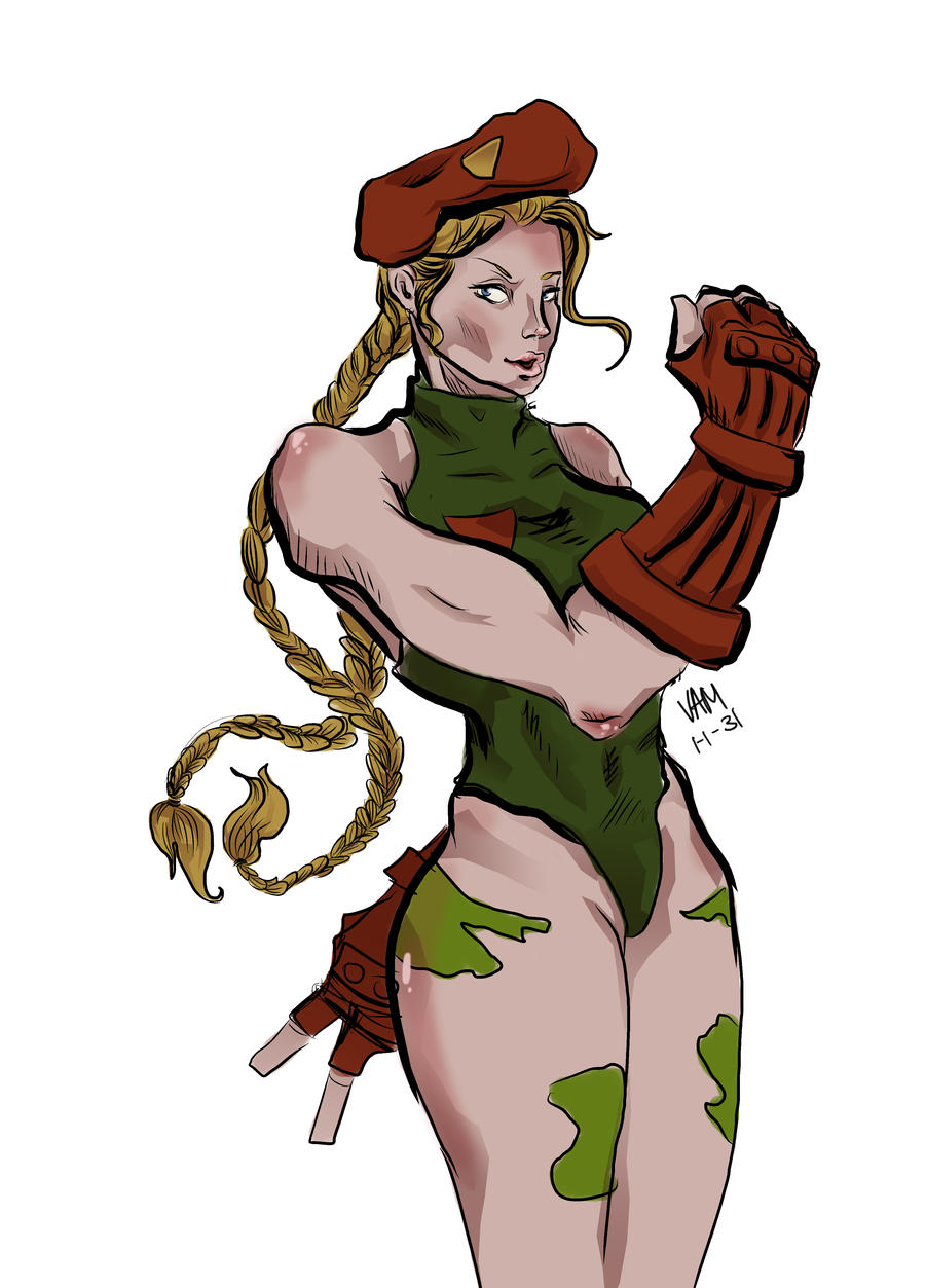 Cammy by DeathlySilent