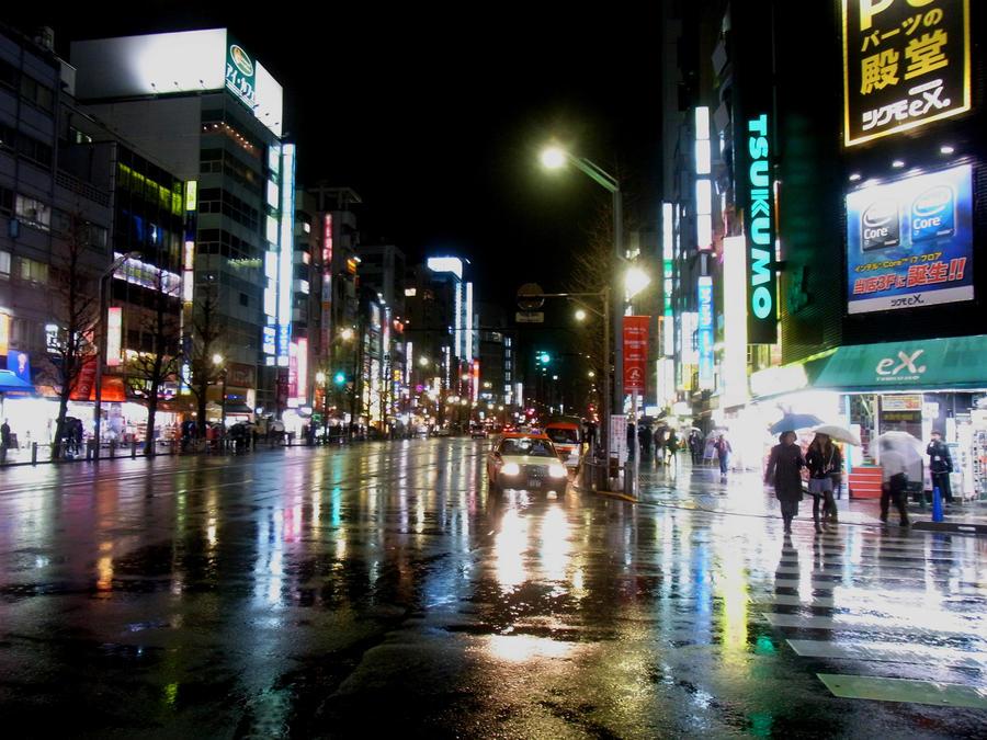 Japan (Tokyo) TOKYO_AKIHABARA_NIGHT_40_by_hirolu