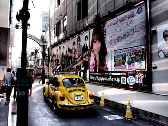 HARAJUKU TOKYO 909 by hirolu