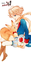 The Little Prince Render