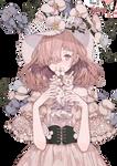 Flower Girl Render