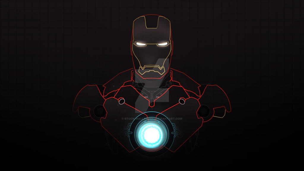 Super Heroes Minimalist Wallpapers 1920 1080 35 By Stock