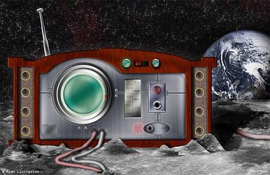 Lunar Radio II by RMLstudios
