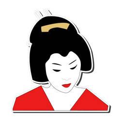 geisha love by AnniKito