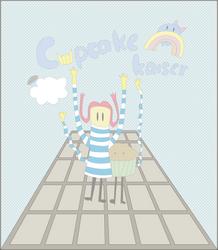 Cupcake Kaiser by AnniKito