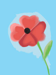 SKETCH A FLOWER by AnniKito