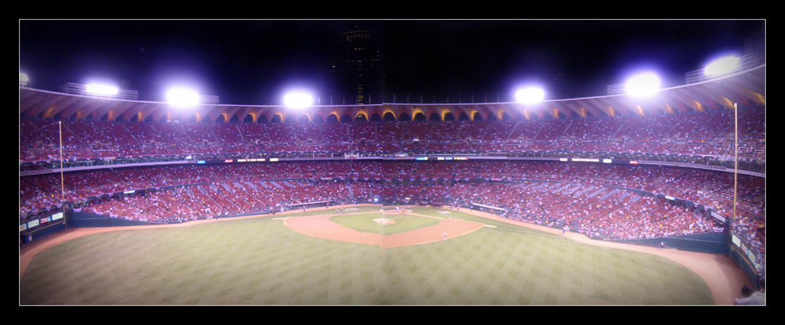 The Last Game at Busch by Sch-a-nelle
