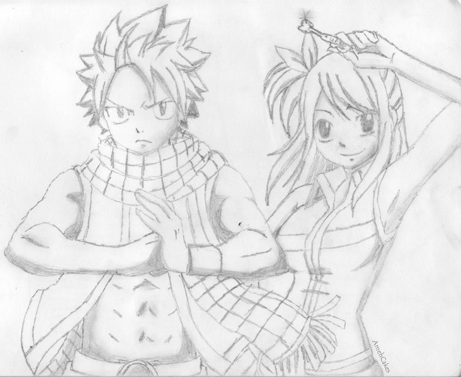 fairy tail lineart 317