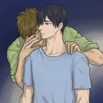 Haru and Mako