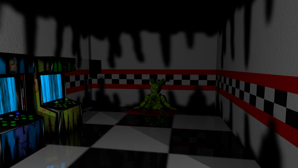 Trof safe room preview by shanethebarbarianda on deviantart for Buy safe room