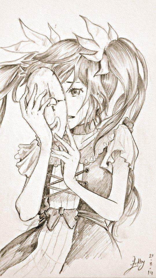 [FA] Hatsune Miku - Karakuri Pierrot by SlothyAmphawa