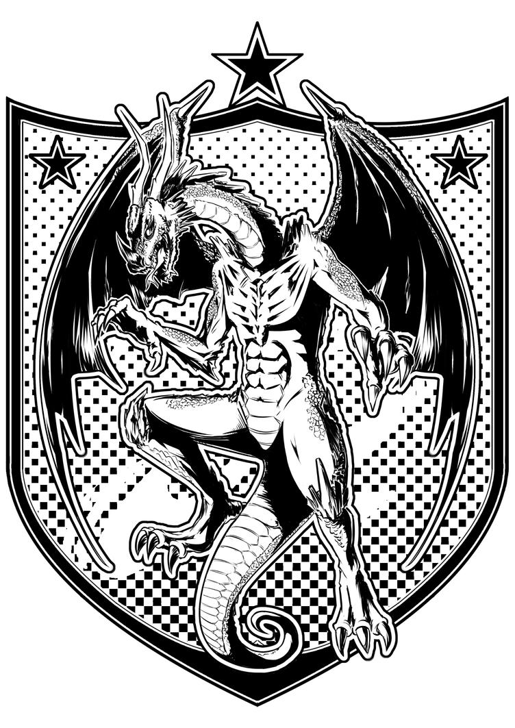 MjR Drago by SlothyAmphawa