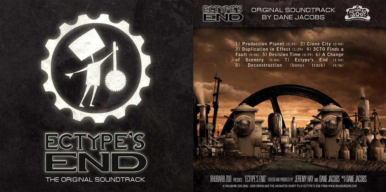 Ectype's End Soundtrack by RhubarbZoo