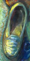 Shoe.  Shoe shoe shoe. by Silkenray