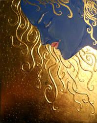 Blue by Silkenray