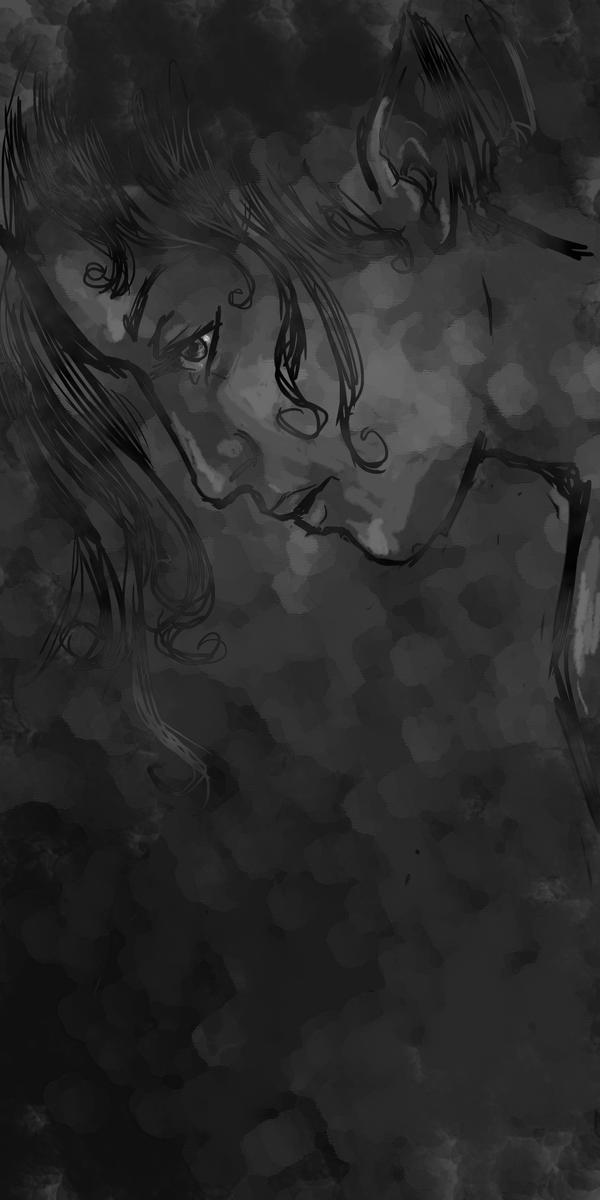 Fade to Gray by Silkenray