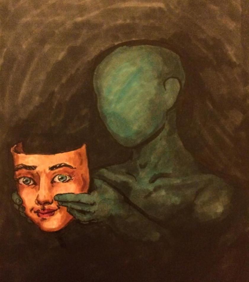 Mask by Silkenray