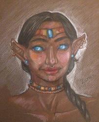 Zareen Loramiel by Silkenray