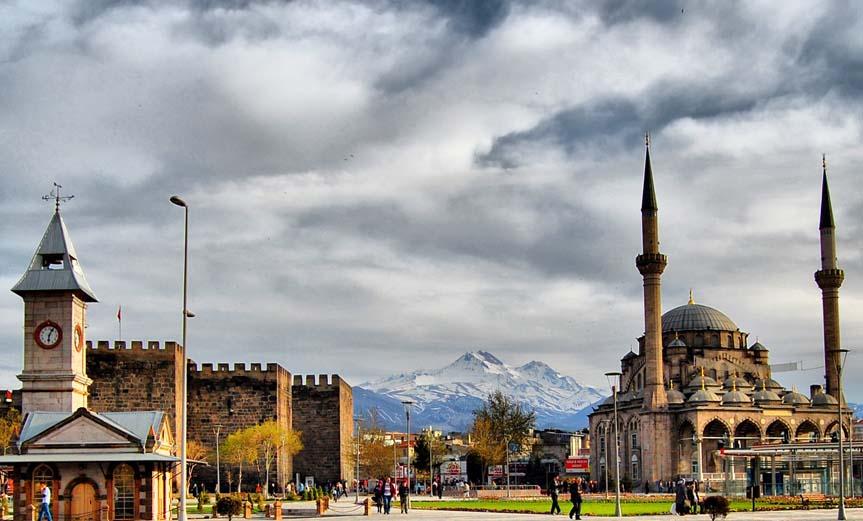 Kayseri in Turkey by dalgali on DeviantArt