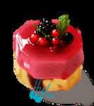 CAKE by mochimaruvii