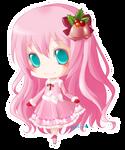 tinierme: pink-a-roo