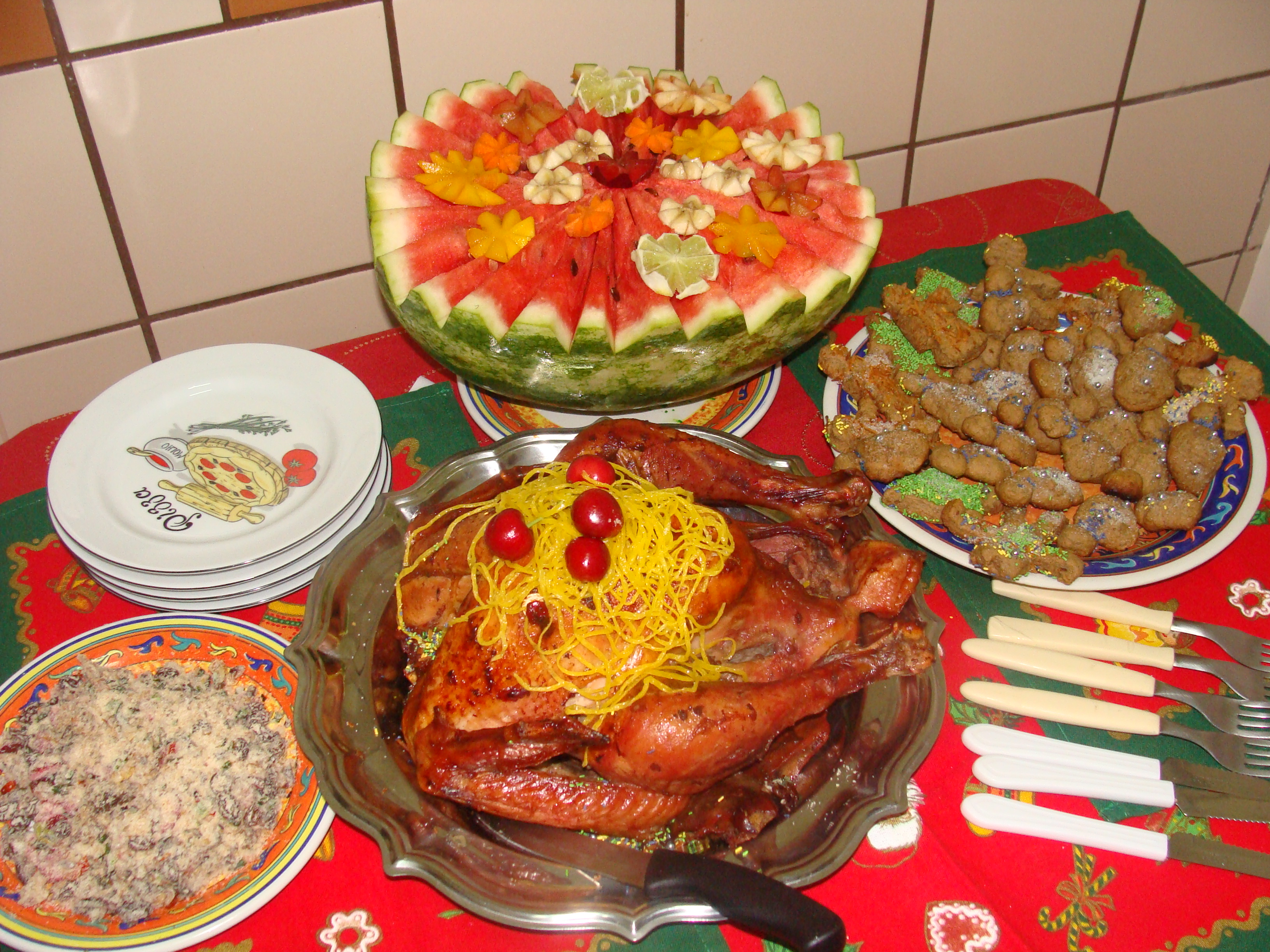 christmas in brazil traditions
