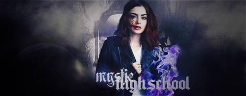 Mystic Highschool by Eluegl